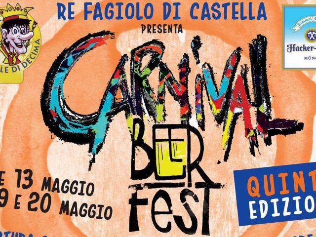 Carnival Beer Fest 2017